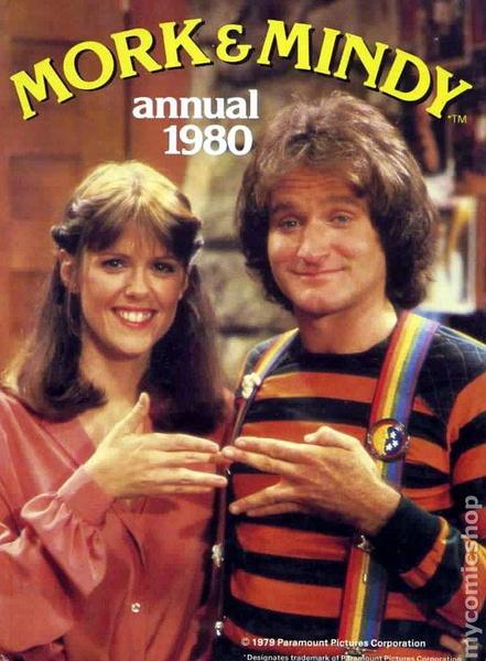 莫克和明迪第一季