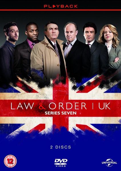 法律与秩序(英版)第八季