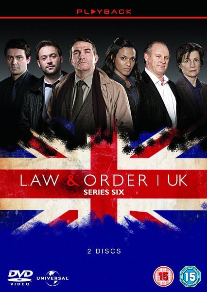 法律与秩序(英版)第六季