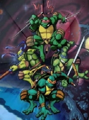 忍者神龟2012第二季