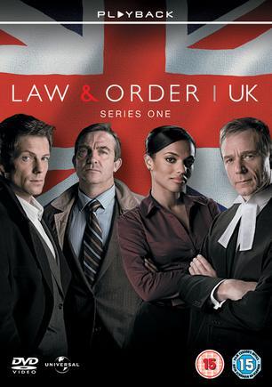 法律与秩序(英版)第一季