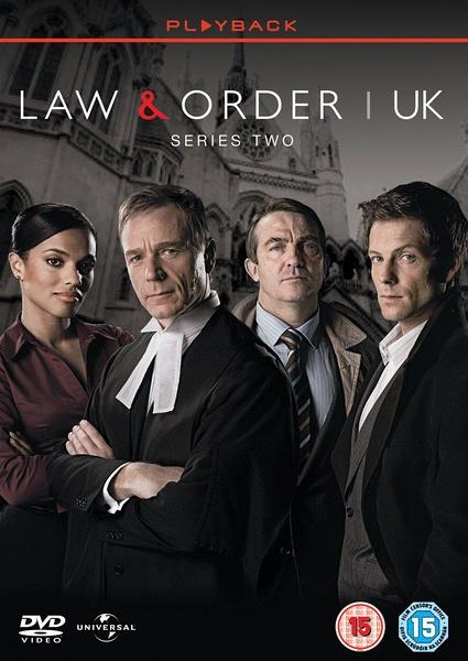 法律与秩序(英版)第二季