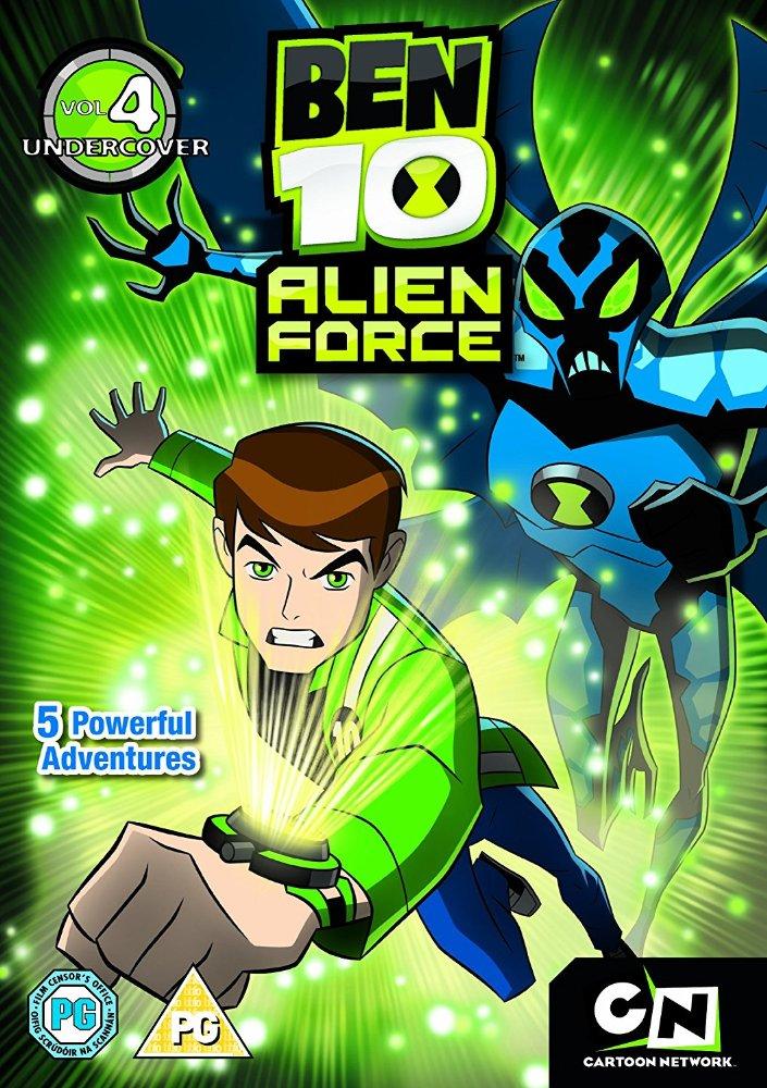 少年骇客外星英雄(1-3季)